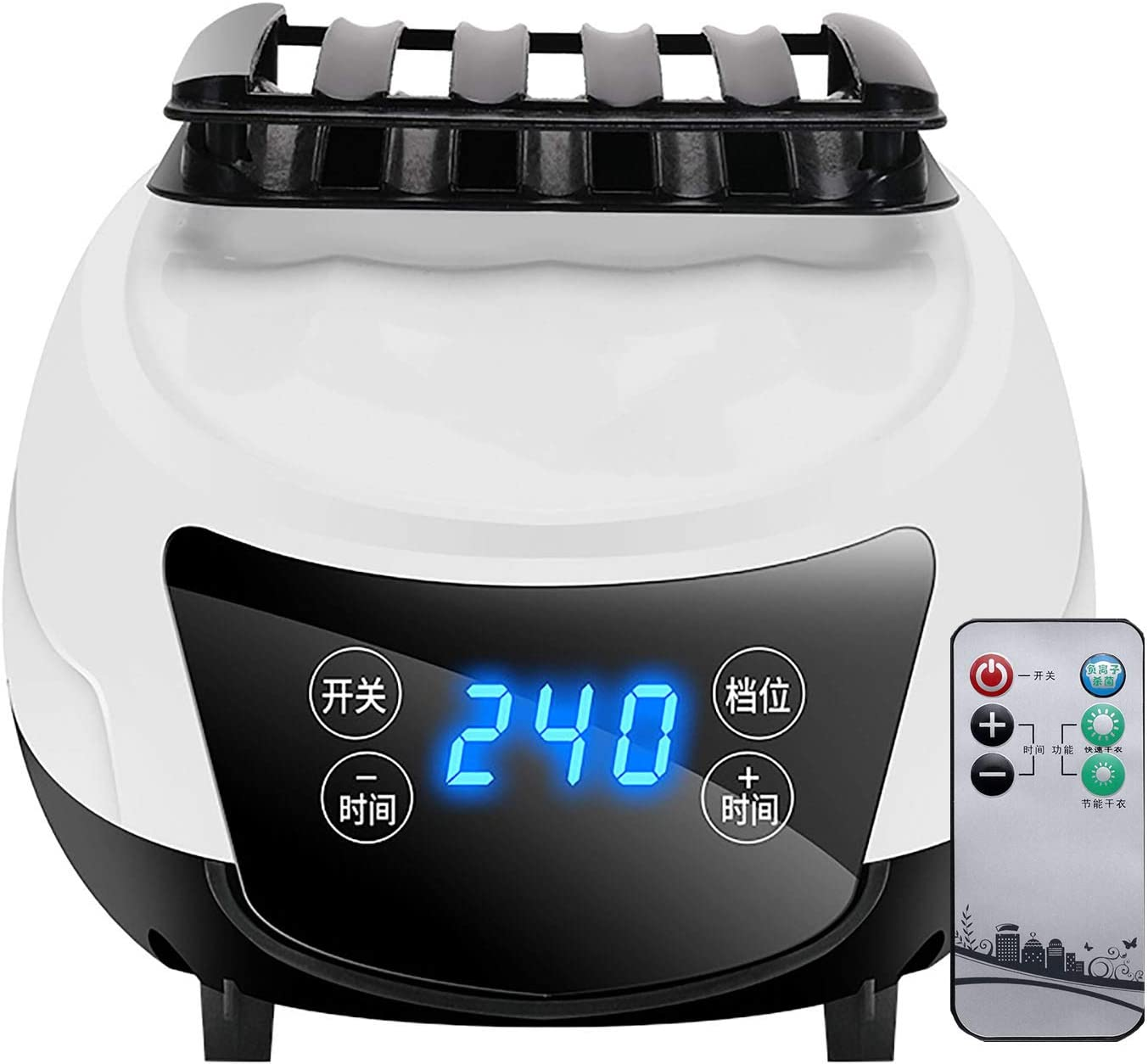 Dryers Portable Super intense SALE Clothes Complete Free Shipping Electric T Home 1600W