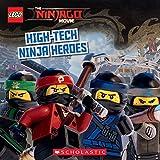 High-Tech Ninja Heroes (The LEGO Ninjago Movie: Storybook) (English Edition)