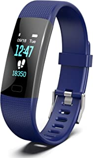 Surprise_Zone Pantalla Táctil LCD IP68 Impermeable Bluetooth Sport Smart Bracelet Watch Health Monitoring Y1
