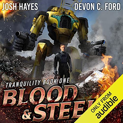 Blood and Steel cover art