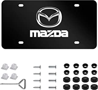 DELEIKA 2X LED Car door logo welcome light ghost shadow light for Mazda 6 Atenza 2014 2015 2016 2017 LOGO.5