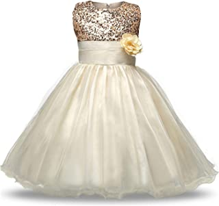 DAMIMI Princess Wedding Party Dress Girl Clothes 1 12 Years Teenage Frock Children Clothing,