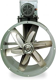 """42"""" 3-Phase Tubeaxial Fan with Motor and Drive Package, 208-230/460V, 1147 Fan RPM"""