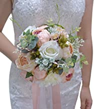 ETERNAL ANGEL Wedding Romantic Bouquet Bride Bridal Bouquets Bridesmaid Bouquet Artificial Flowers Valentine's Day Confess...