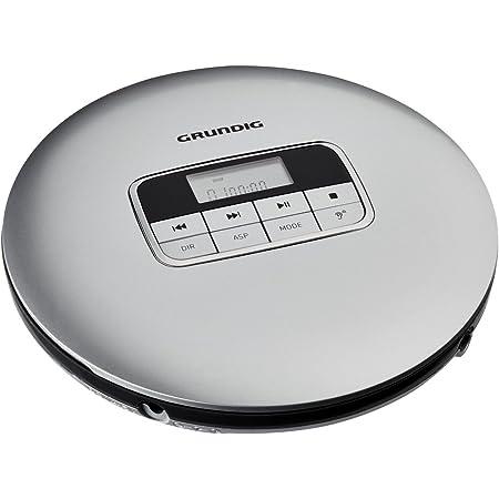 Panasonic Sl Sx230eg S Tragbarer Cd Player Silber Audio Hifi