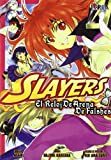 Slayers. El reloj de arena de Falshes (Shonen Manga (ivrea))