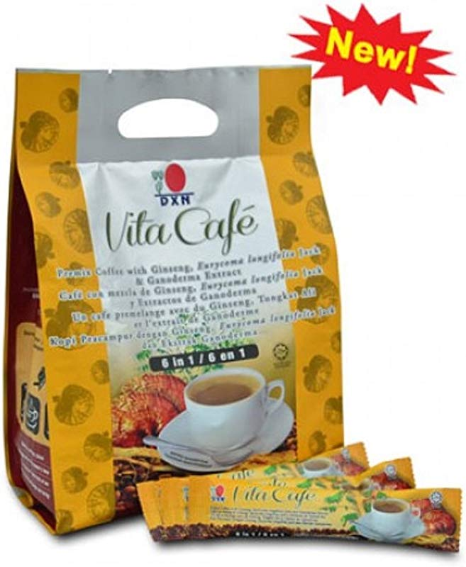 DXN Vita Cafe 6 In 1 Pack Of 20