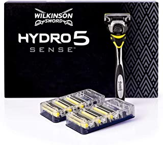Wilkinson Sword Hydro 5 Sense męska golarka z 7 ostrzami