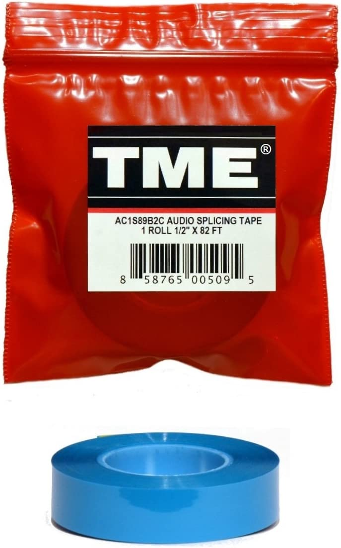 TME Reel to Audio Ranking TOP11 Splicing Tape Blue X 1 5 popular 2