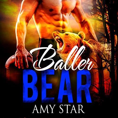 Baller Bear audiobook cover art