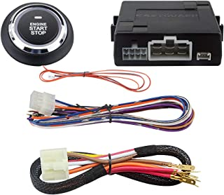 EASYGUARD ES002-P2 Engine Start Button,Remote Start Optional for Automatic Shift Car,Can Work with Original Key DC12V,