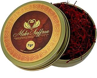 Mehr Saffron, Premium All Red Saffron (7 Gram)