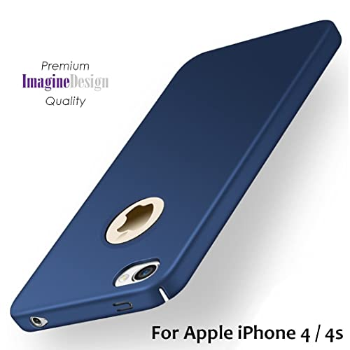 e806c9998ea241 Wow Imagine All Sides Protection 360 Degree Sleek Rubberised Matte Hard  Case Back Cover for Apple