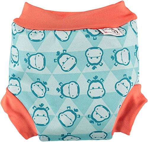 Close Pop-in Schwimmwindeln Hippo - Medium (ab dem 4. Monat, ab 6 Kg) - Design 2014