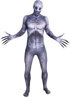 Morphsuits Adults Monster Urban Legends Men's and Women's Creepy Pasta Halloween Costume