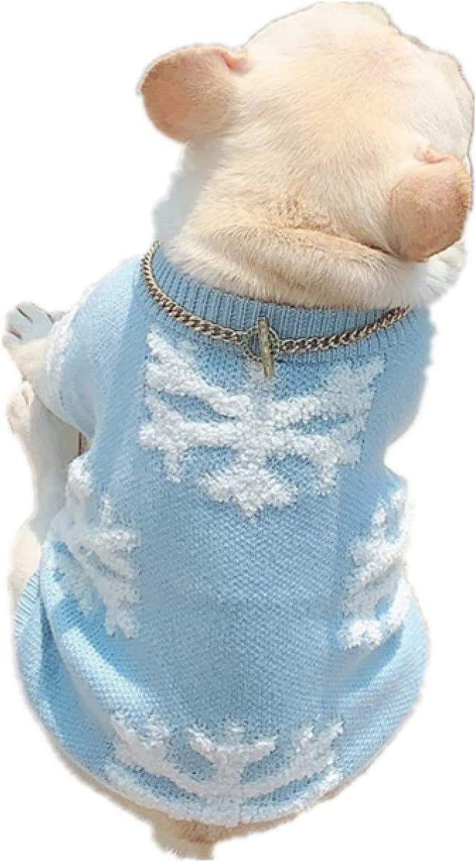 Dog Coat pet Clothes Christmas Sweater Appa Knit Ranking TOP8 2021