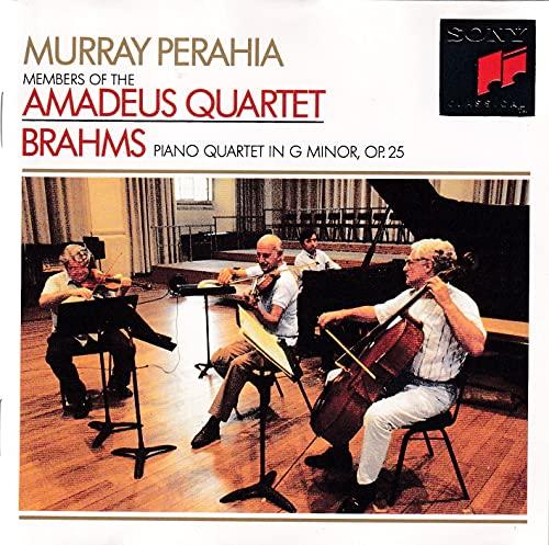 Klavierquartett - Piano Quartet, Op. 25