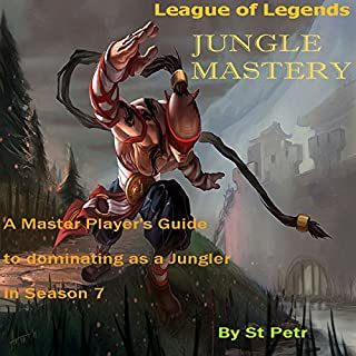 League of Legends Jungle Mastery audiobook cover art