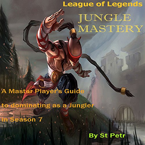 League of Legends Jungle Mastery Titelbild