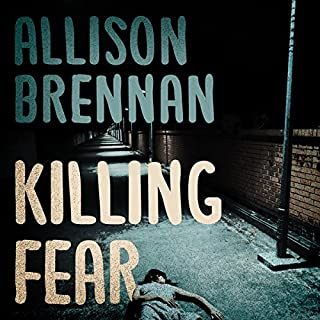 Killing Fear cover art