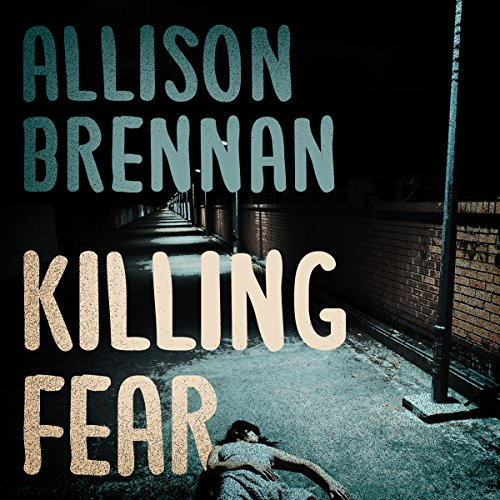 Killing Fear audiobook cover art