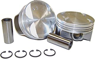 DNJ P229 Piston Set/For 2004-2008/ Acura/TSX / 2.4L / DOHC / L4 / 16V / 2354cc / K24A2