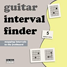 Guitar Interval Finder: Learn the Intervals on the Fretboard (English Edition)
