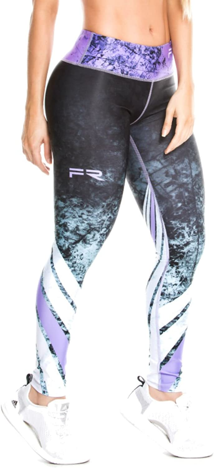 Fiber Crossfit Leggings Womens Colombian Yoga Pants Compression Tights (Many Styles )