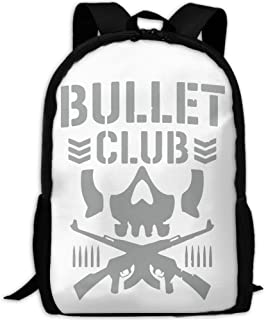 Bullet Club Fashion Outdoor Shoulders Bag Durable Travel Camping Backpack For Adult