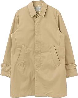 [サニーレーベル] ジャケット コート ステンカラーコート メンズ LA04-17S202
