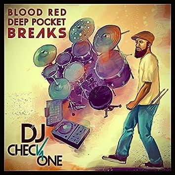 Blood Red Deep Pocket Breaks