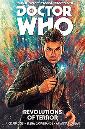 Doctor Who, The Tenth Doctor: Revolutions of Terror by Nick Abadzis(2015-07-25)