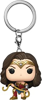 Funko Pop! Keychain: WW 1984 - Wonder Woman w/ Lasso, Action Figure - 46699