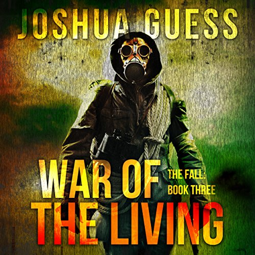 War of the Living audiobook cover art