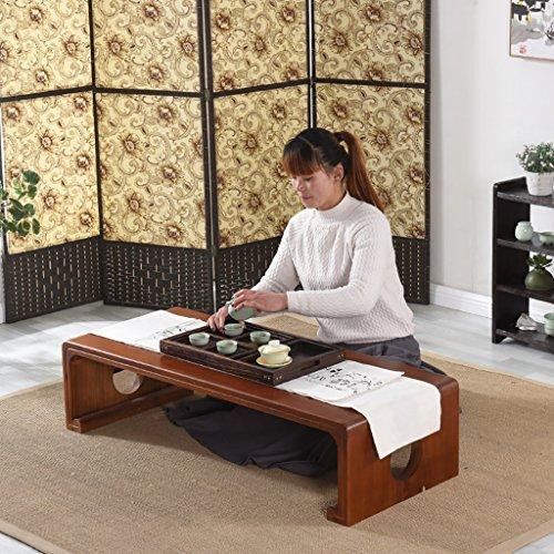 Eenvoudige massief hout tafel computer tafels Bay venster salontafel Country tafel bureau lange tafel Lapdesks