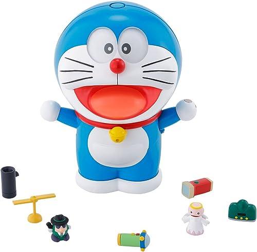 Bandai 15833. Doraemon 56014 Chogokin Guru