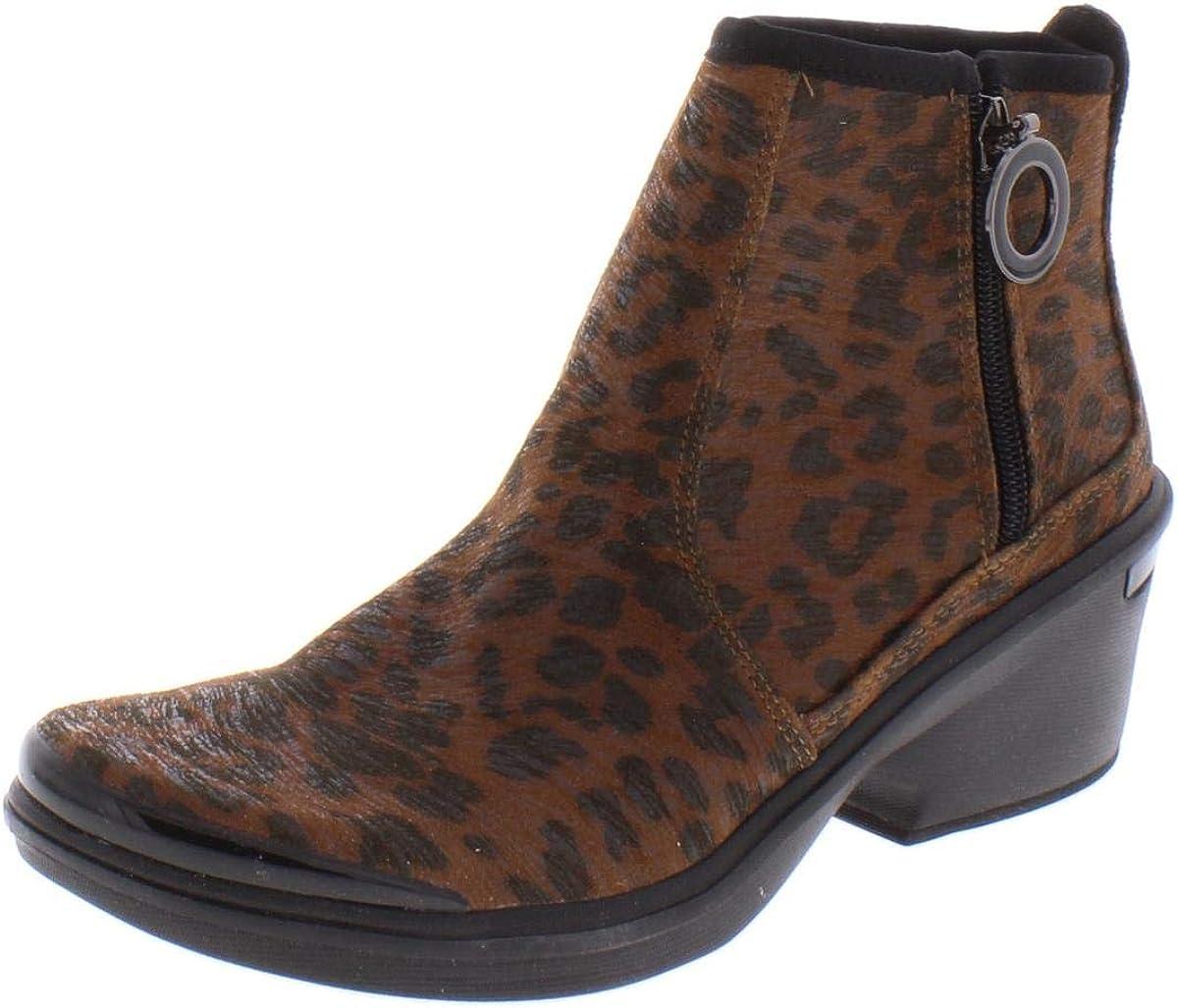 BZees Women's Tease Mid Shaft Boots Calf