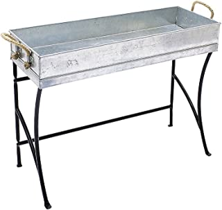 Best galvanized plant stand Reviews