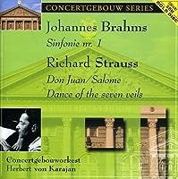 Brahms: Symphony #1; Strauss: Don Juan/ Salome Dance of 7 Veils (2013-05-03)