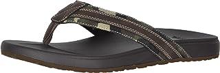 حذاء صندل فليتشر الكاجوال الرجالي من دوكرز
