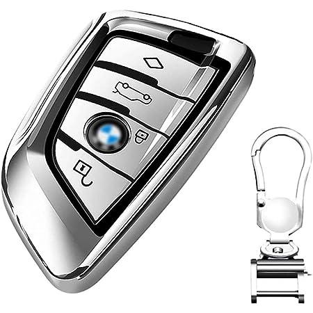 Kaser Autoschlüssel Hülle Für Bmw Cover Tpu Silikon Elektronik