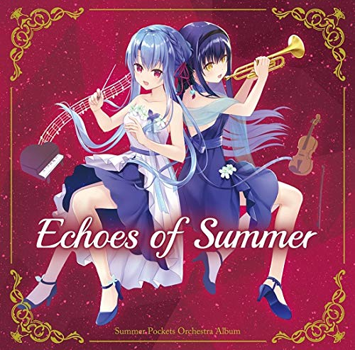 Summer Pockets Orchestra Album『Echoes of Summer』