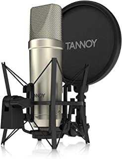 Behringer TM1 Complete Recording Package with Large Diaphragm Condenser Microphone