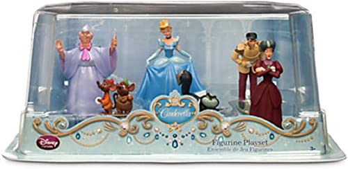 Disney Cinderella 6 Piece Play Set by Disney