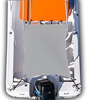 Oceanic T-top Boat Sun Shade/Canopy Extension for Sandbar and Fishing