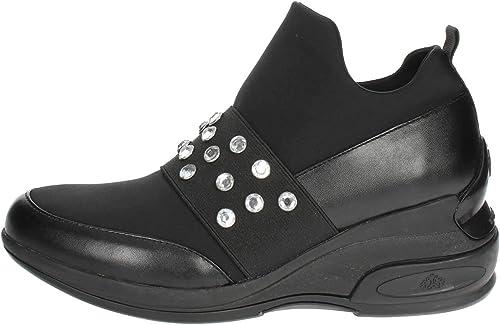 Fornarina PI19DAILY1 Chaussures de Tennis Femme