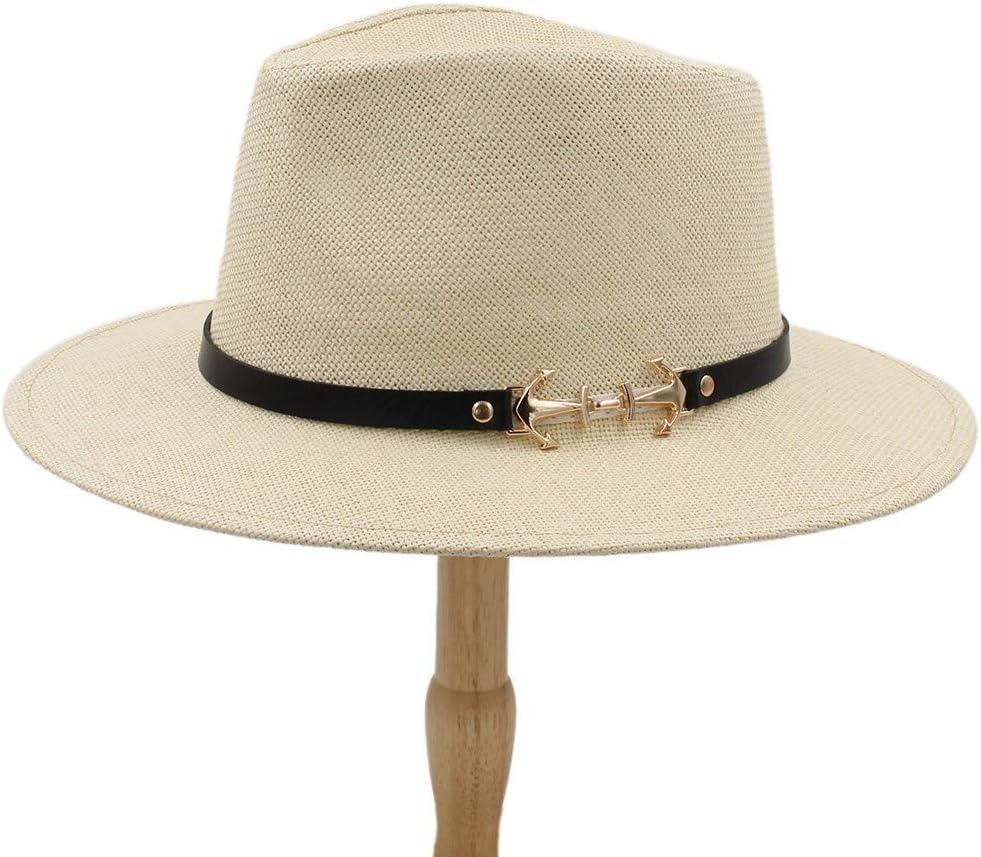 SAIPULIN Plain Color Panama Dedication Straw Ranking TOP2 Hats Wom Fedora Men Vogue Soft