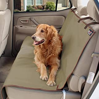 SENERY Pet Dog Carriers Car Seat Cover,Durable Dog Cats Car Blanket Hammock Print Oxford Dog Cushion Protector for Travel