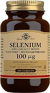 Selenio (Sin Levadura) 100 comprimidos