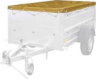 Vlakzeil 200x106 voor aanhangwagen Garden Trailer 200 - GEEL